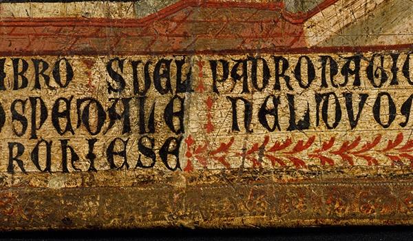 Tavole di Biccherna collection. Siena State Archives