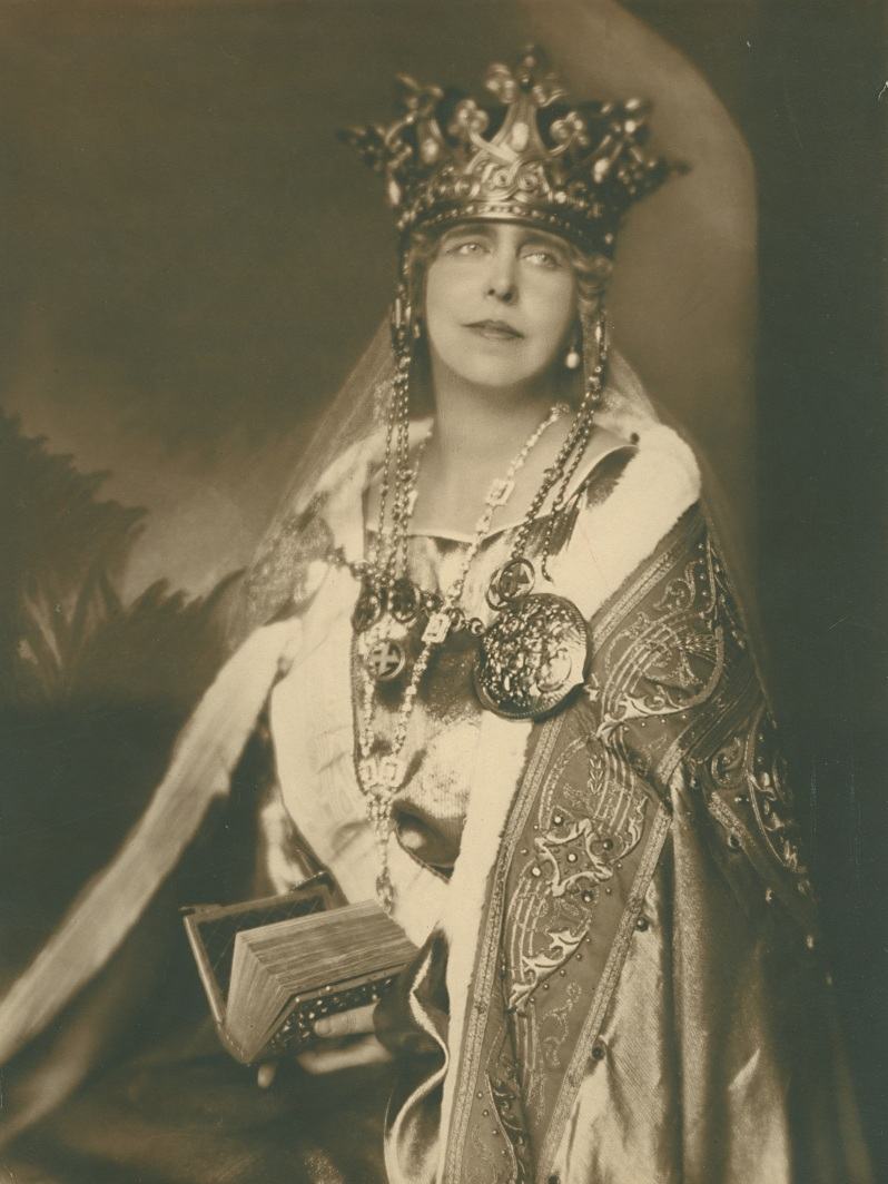 (15)ANR, fond Casa Regală, Regina Maria. Personale. Memorii, ds. III 136_1922, f. 27v
