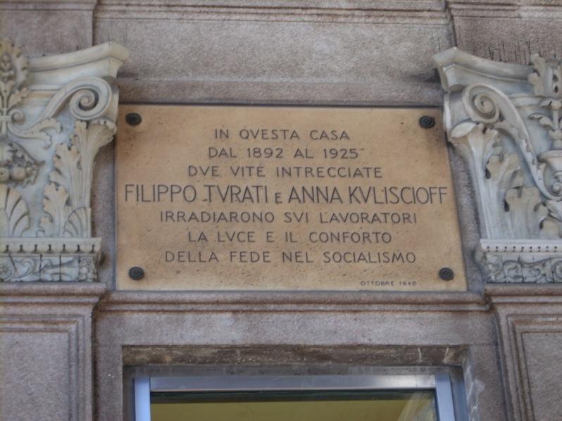 Anna Kuliscioff's house, Milan, Italy (3)